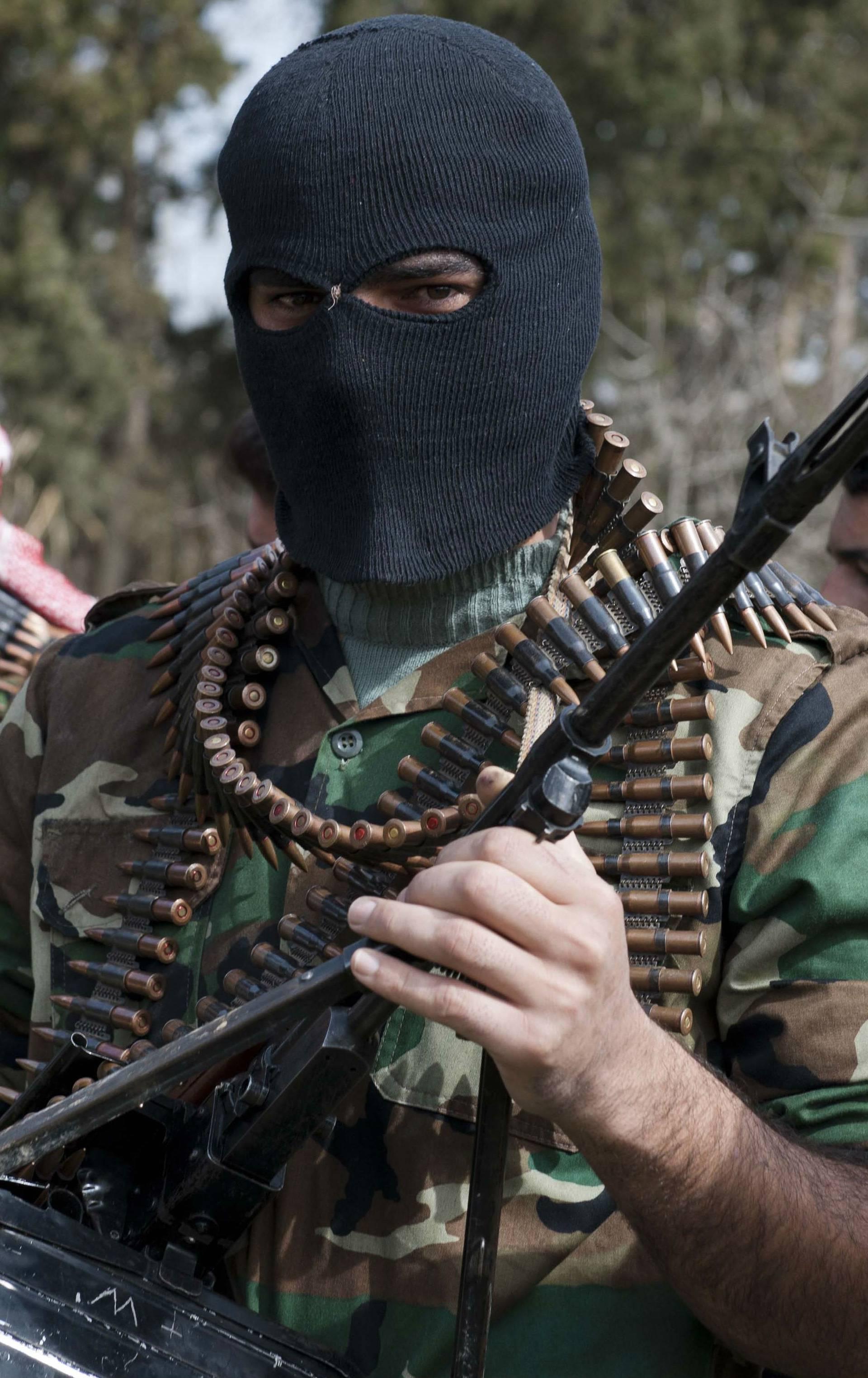 Izvozili u Siriju: Militanti Al-Nusre koristili su naše oružje