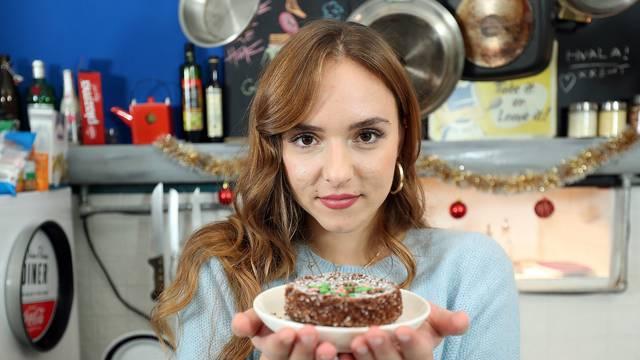 'Moj kolač radi performans - iako je pečen, čokolada se topi'