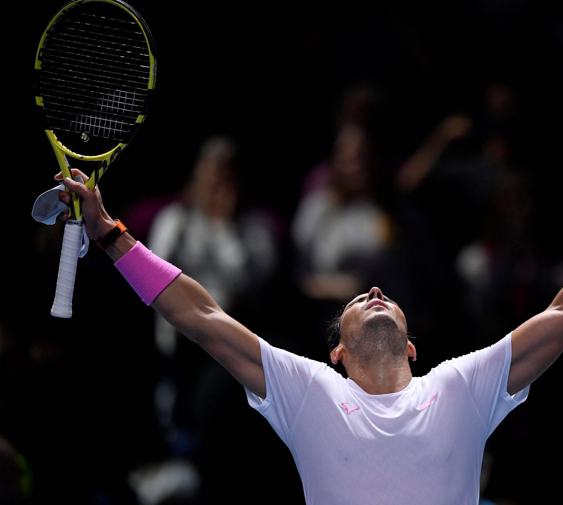 Nije još gotov za ovu godinu: Nadal će igrati Pariz i London