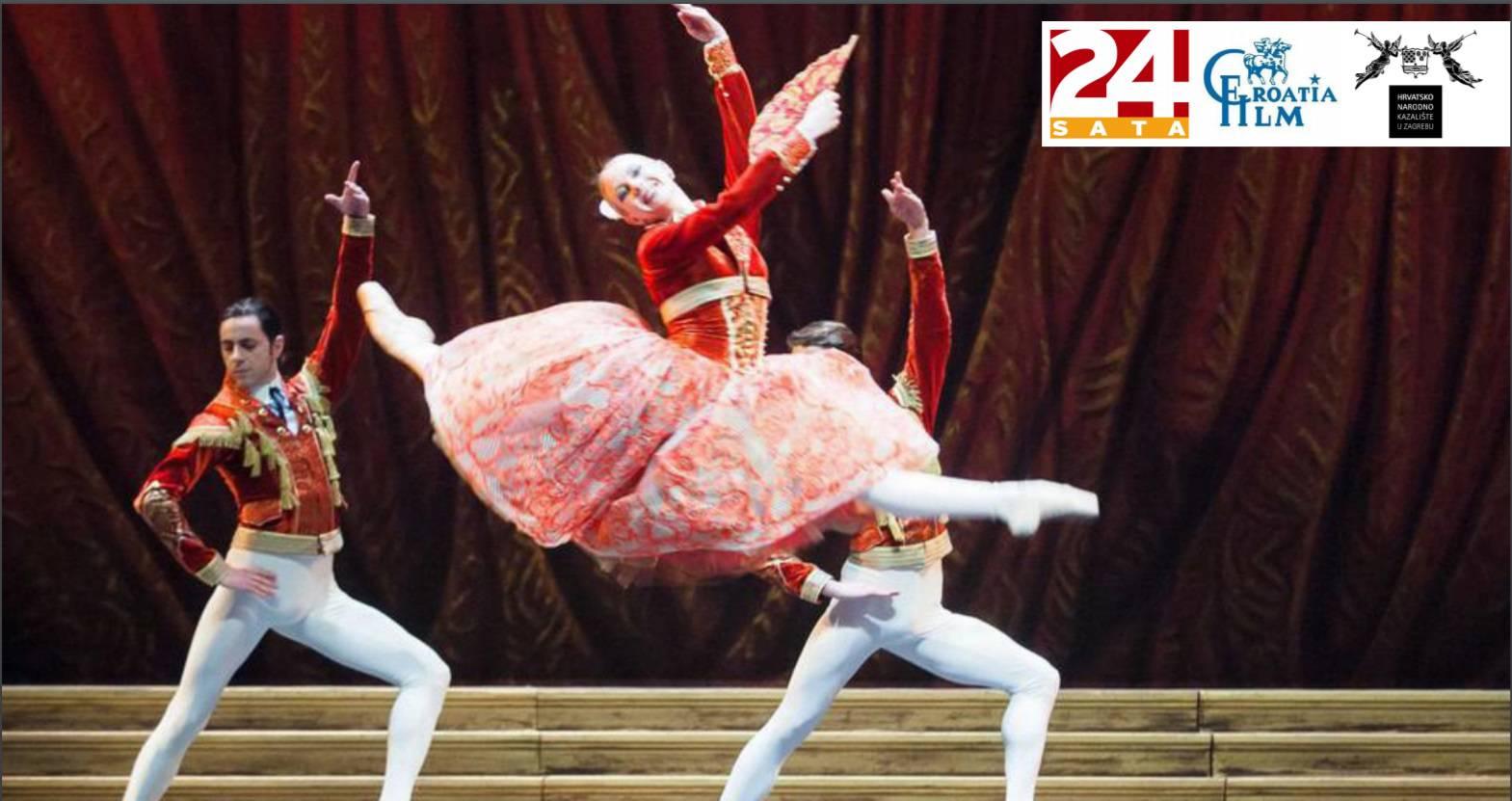 Klikni i pogledaj balet 'Labuđe jezero' samo na portalu 24sata
