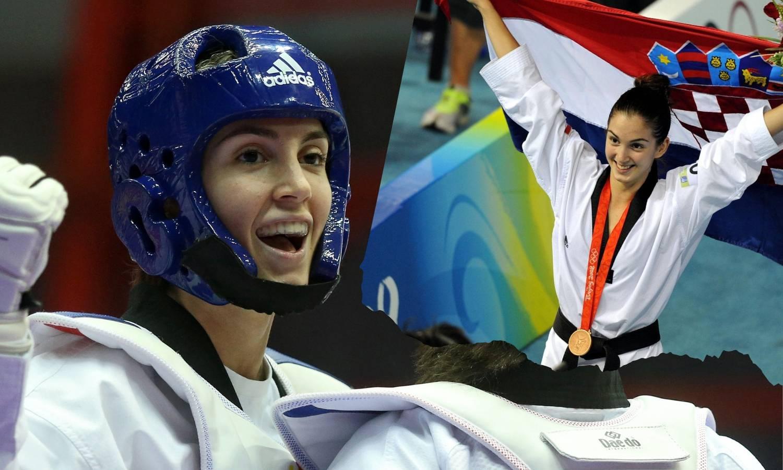 Zubčić: Još se nisam spremna skroz oprostiti od taekwondoa