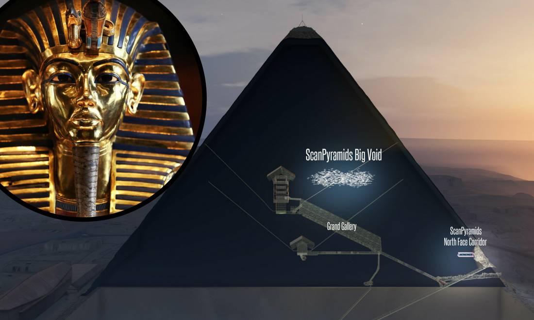 Korak bliže otkriću: Nova soba razriješit će misterij piramida?