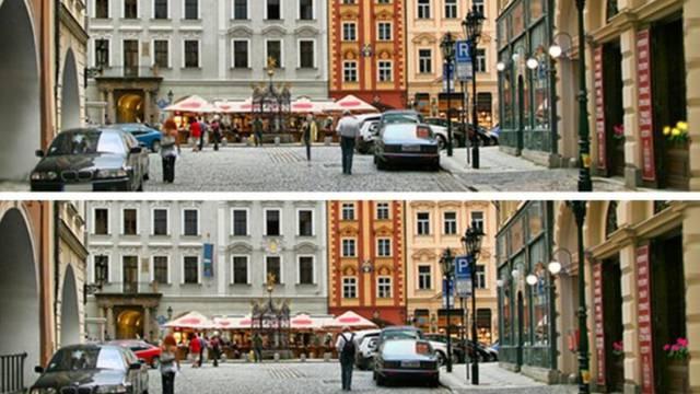 CIA objavila test: Pronađite 10 razlika na ovim fotografijama