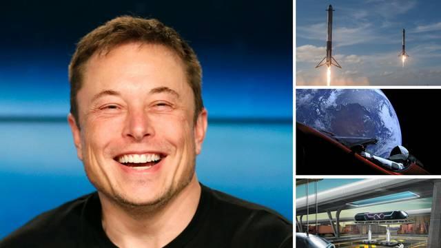 Muskov genijalni um: Gotovo je bankrotirao zbog puta na Mars