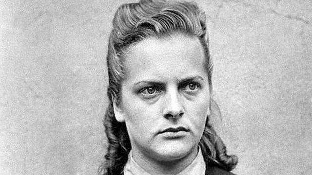 Ona je bila najluđa čuvarica Auschwitza: Zvali su je 'Hijena'