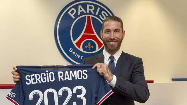 Ramos potpisao za treći klub u karijeri: Želim osvajati trofeje!