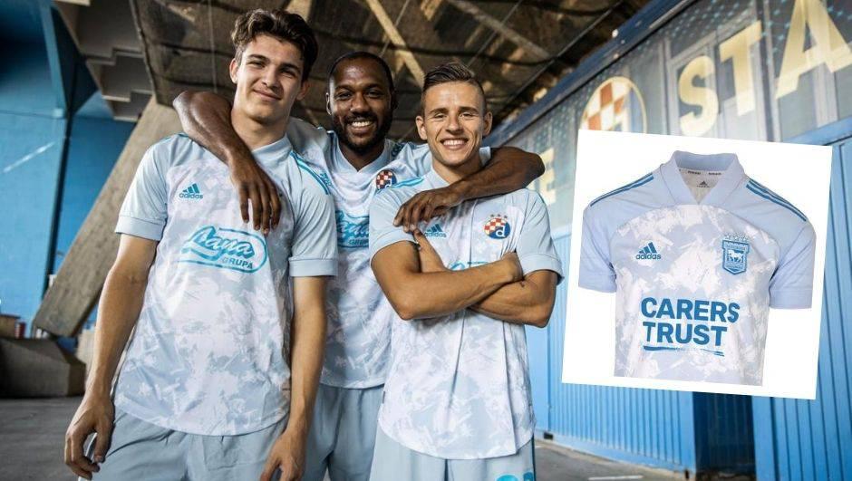 Tko koga kopira? Ipswich ima nove dresove, iste kao Dinamo