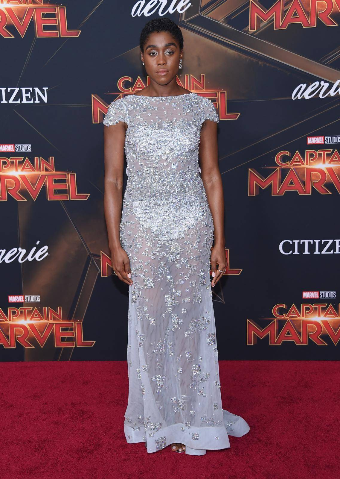 Captain Marvel Premiere - Los Angeles