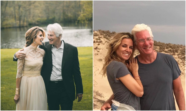 Supruga Richarda Gerea: Zbog njega živim u najljepšoj bajci