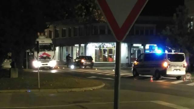 Nesreća u Čakovcu: Biciklisticu udario auto, teško je ozlijeđena