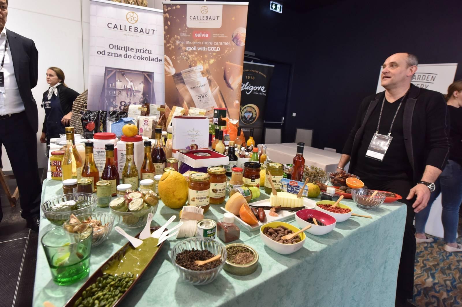 Šibenik: Proizvođači prehrambene industrije izložili svoje proizvode