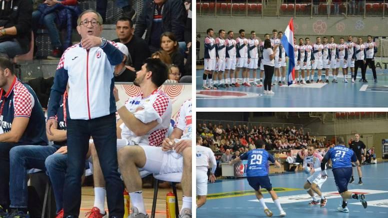 Pobjeda je izmakla za dlaku: 'Kauboji' su remizirali s BiH