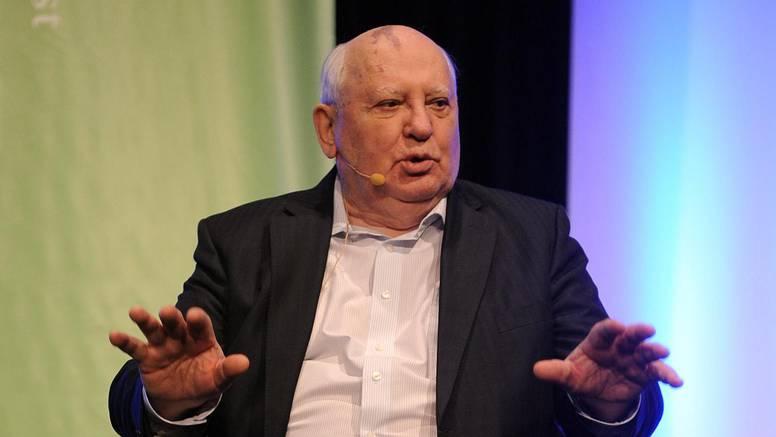 Mihail Gorbačov: 'Američka misija u Afganistanu bila je od početka osuđena na propast'