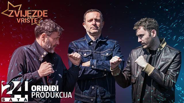 Momčilo Otašević i Vladimir Posavec Tušek u auto dvoboju: 'Džaba ti je, džaba! Brži sam...'