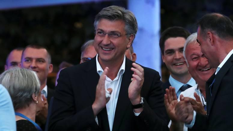 HDZ dobio neočekivano lako, Plenkoviću se isplatilo kockanje