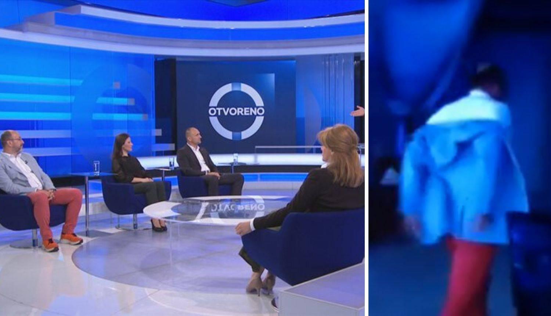 Macan o svađi s Vidović Krišto: 'Čekala je svojih 10 minuta za monolog, napeta kao puška'