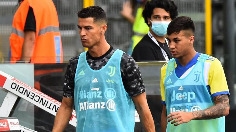 Uzbuna u Juventusu: Ronaldo odbio startati jer čeka transfer?!