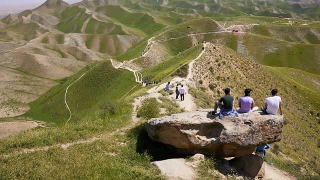 Iran - Khaled-e Nabi