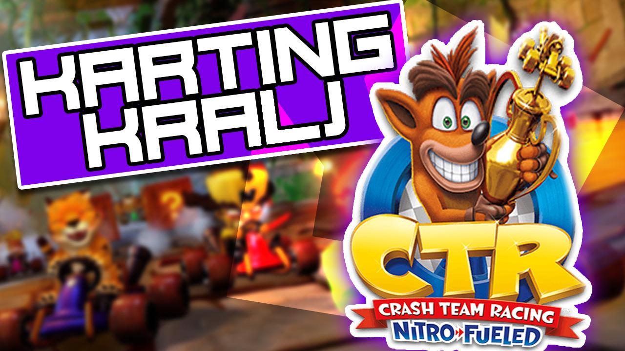 Nikad bolji Crash Team Racing: Kako su postali hit u par dana