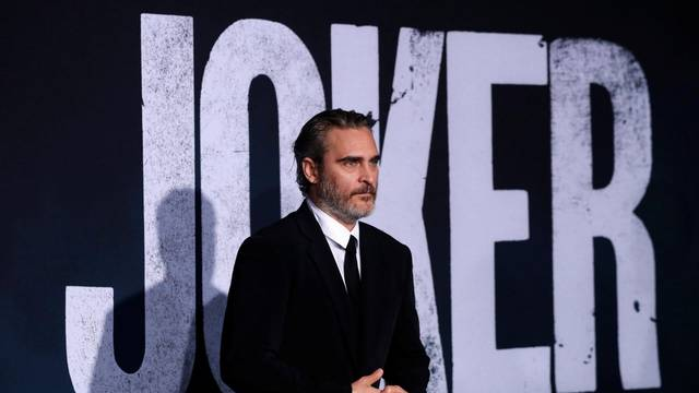 "Premiere for the film ""Joker"" in Los Angeles"