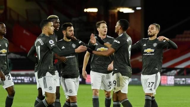 Premier League - Sheffield United v Manchester United