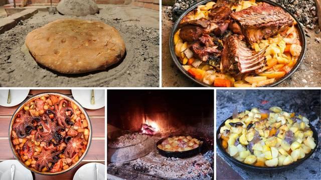 5 recepata: Janjetina, teletina, hobotnica, riba i kruh ispod peke - ne može biti ukusnije