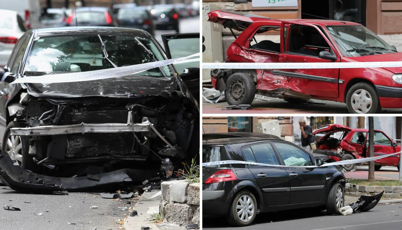 Za sudar kriv vozač Meganea: 'Dječaka nisu mogli spasiti...'