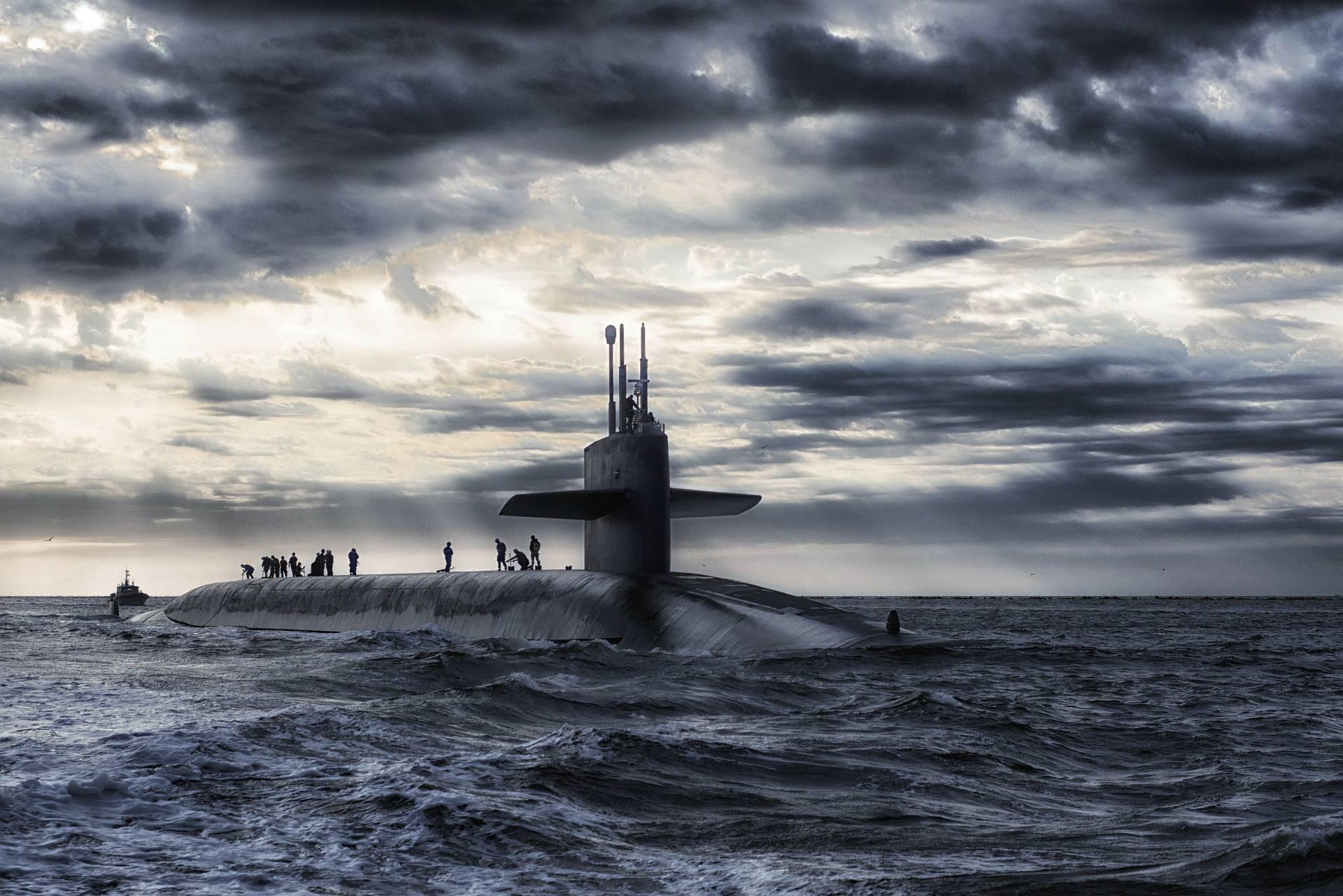 Bit će najveća ikad: Divovska podmornica imat će i - krila!?