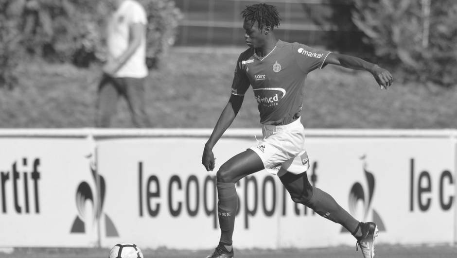 Zalutali metak usmrtio mladog nogometaša Saint-Etiennea...