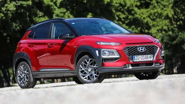 Hyundai Kona Hybrid: Štedljiva kao dizel, a čista kao benzinac