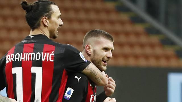 Serie A - AC Milan v Crotone