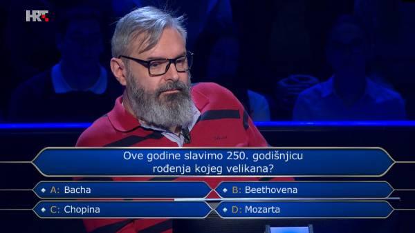Odustao na pitanju za 125.000 kuna: Za sve je 'kriv' skladatelj