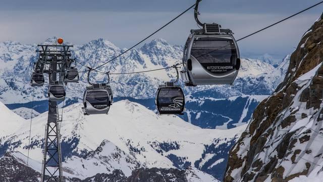 Austrija,skijanje,skijaliste,glecer,Kitzsteinhorn,zima,turizam