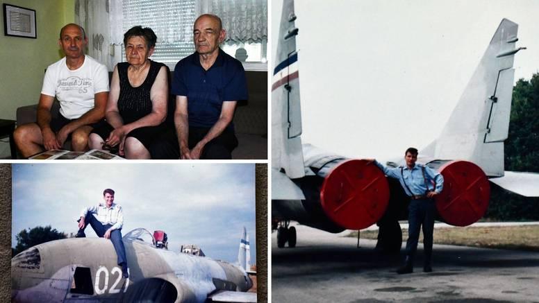 S 19 godina srušio je dva aviona JNA: 'Moj sin je heroj Vukovara, a nisam ni znala da je tamo'