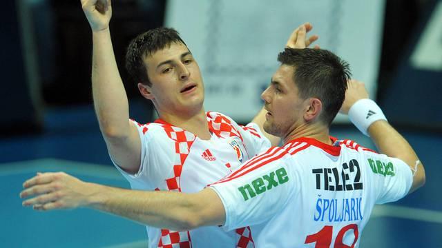 Men's World Handball Championship 2009 - Group B - Croatia - Spain - Croatia