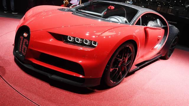 Geneva Motor Show - First press day