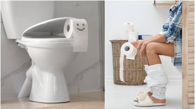 Fine smo guzice: Najviše volimo trošiti troslojni WC papir, ali uglavnom onaj bez mirisa i boje