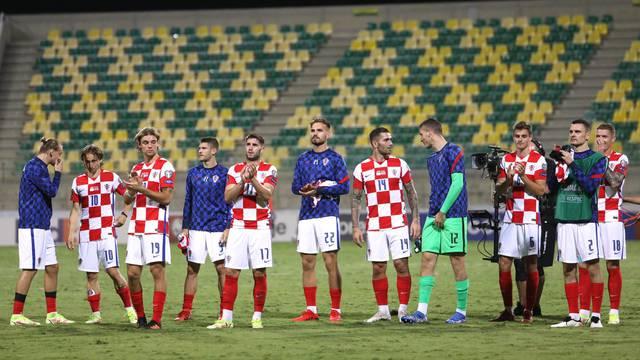 World Cup - UEFA Qualifiers - Group H - Cyprus v Croatia