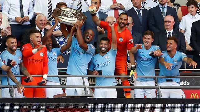 FA Community Shield - Manchester City v Chelsea