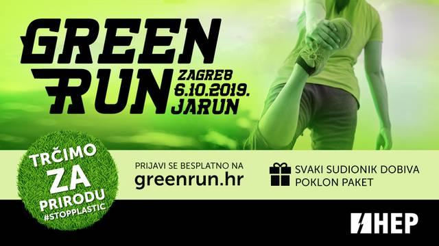 Green Run utrka powered by HEP samo što nije startala