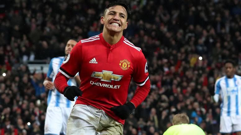 Sanchez slavi: Dobio 20 tisuća funti jer je Mourinho 'odletio'