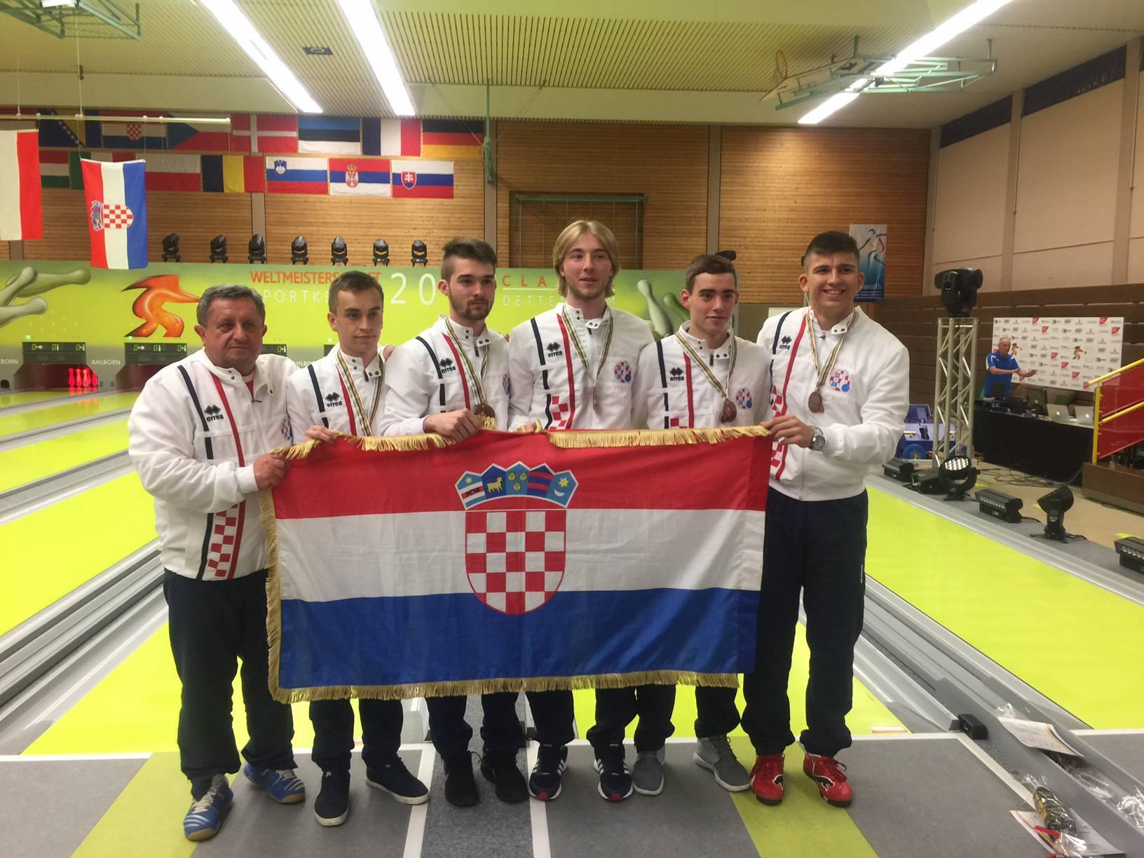 Naši juniori izdominirali su SP i osvojili šest zlatnih medalja!