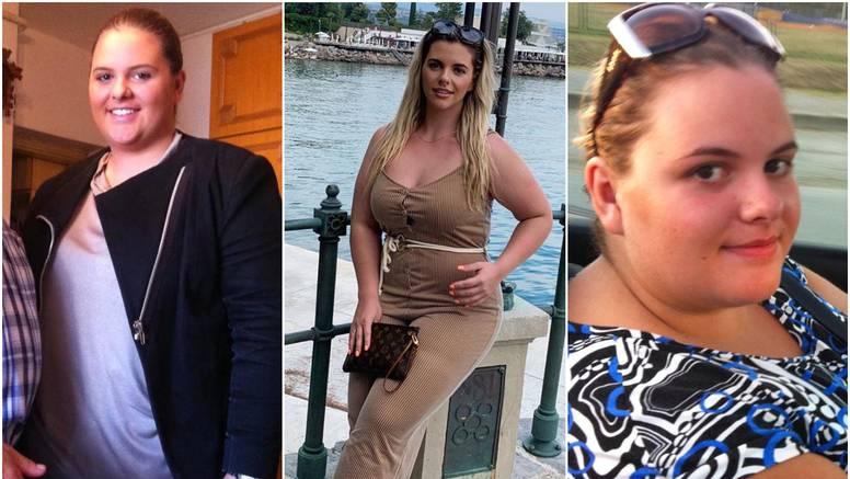 Nina Martina iz 'Života na vagi' nekad je imala 150 kg, a danas je presretna sa 70 kg manje...