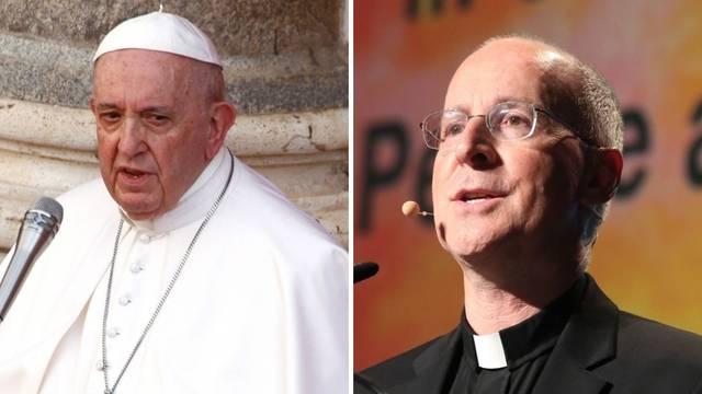 Papa pisao svećeniku koji radi s LGBTQ zajednicom, njegov rad je usporedio s Božjim radom