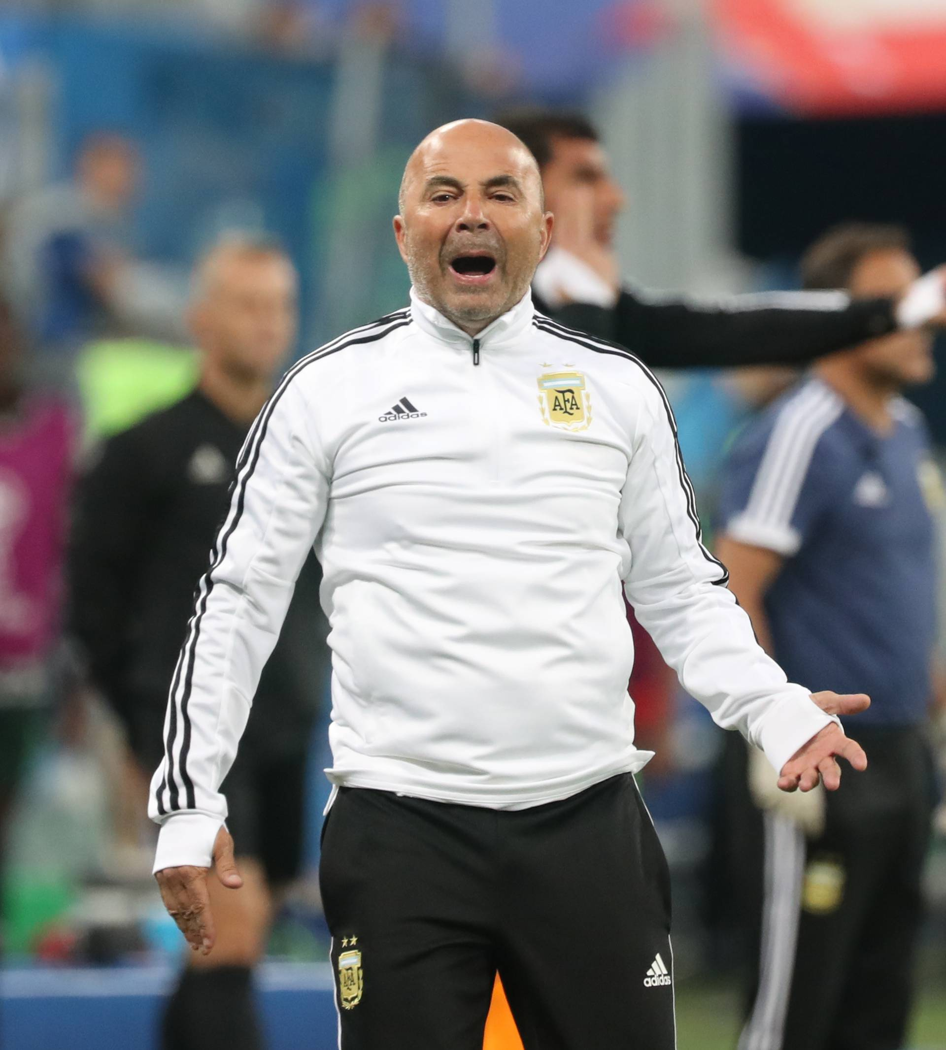 FIFA World Cup 2018 - Nigeria vs Argentina