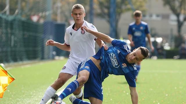 Zagreb: Susret kadeta GNK Dinamo i HNK Hajduk