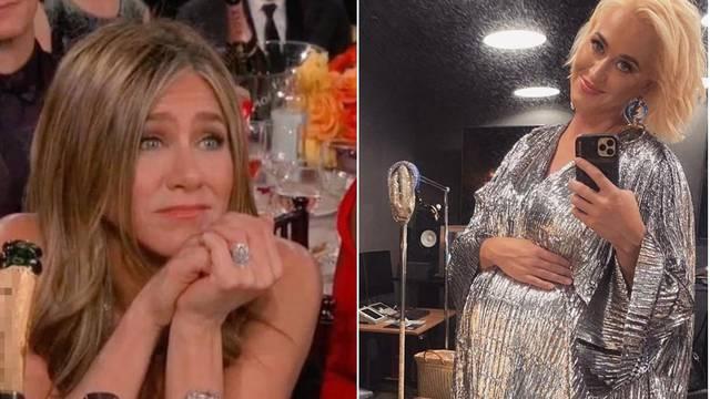 Nisu mogle suspregnuti suze: Katy pitala Jennifer za kumstvo