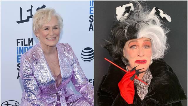 Glenn je nakon 20 godina opet uskočila u kostim Cruelle De Vil