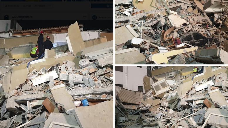 Zemlju razorio potres: Albaniji pomažu i hrvatski vatrogasci