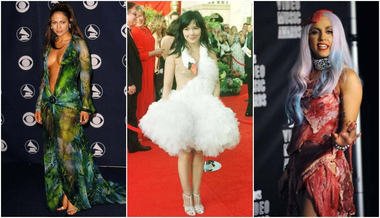 J.Lo hit na Googleu, Björk kao labud, a Lady GaGa s mesom